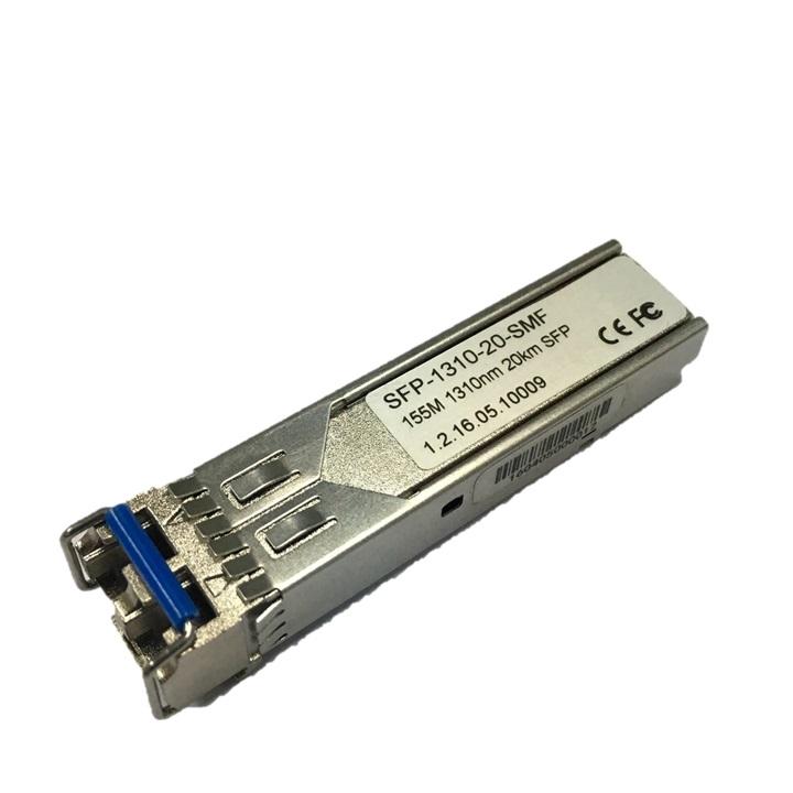 工业级百兆SFP光模块  单模双纤